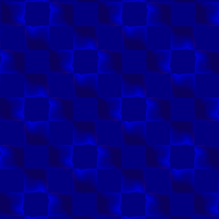 phantasmagoric: Abstract Blue Background Pattern - Optical Illusion - Repeating Geometric Tiles - Repetitive Texture - Illustration Graphic Design - Effect Backgrounds - Repeated Shape - Symmetrical Squares - Square Patterns - Mesh Structure - Cover Designs - Decorative Stock Photo