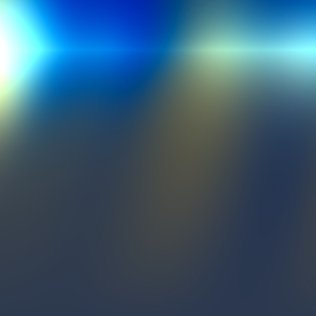 raytracing: Brushed Metal Background with a Metallic Blue Glare - Stainless Steel - Abstract Blur for Web Design - Glowing Light Effect - Technology Illustration - Glossy Shiny Futuristic Presentation Backdrop - Elegant Plate - Illuminated Incandescent Ion Beam -