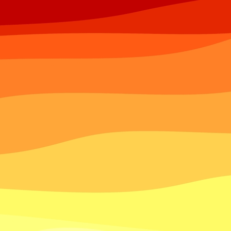 artistically: Abstract Background or Wallpaper - Note Backdrop - Banner Design with Flowing Lines - Orange Gradient for Artworks - Artistic Abstraction - Rendered Illustration - Waveform Graphic - Color Shades -