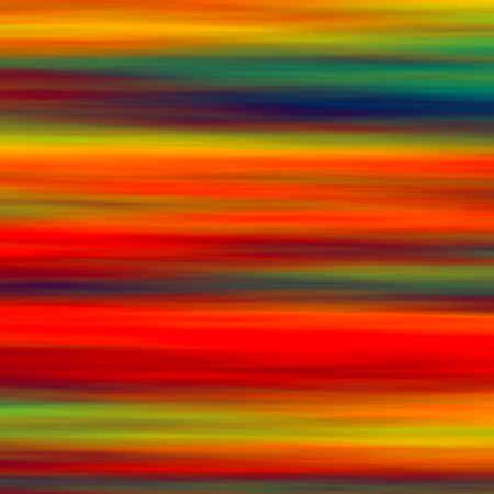 Colorful Horizontal Abstract Art Background - Artistic Red Green Blue Yellow Smudged Watercolor Effect - Minimal Creative Design - Motion Blurred Image - Warm Color Tone - Colored Vibrant Digital Illustration - Decorative Ornate Web Presentation Backdrop