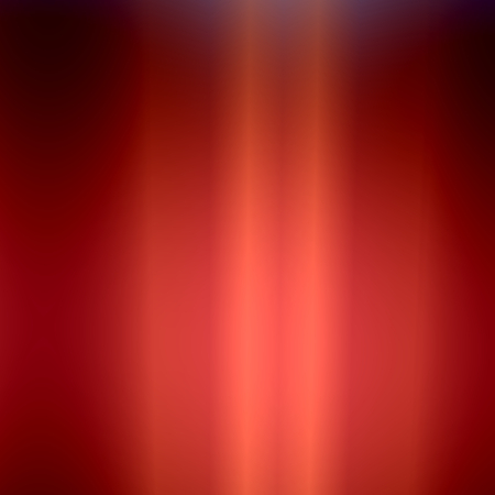 Red Abstract Blurry Background with Bokeh Effects - Flyer Brochure or Cover Design - Modern Light Effect - Business Presentation - Elegant Monochrome Web Backdrop - Colored Vertical Stripes - Simple Christmas Card Element - Artistic Style Foto de archivo