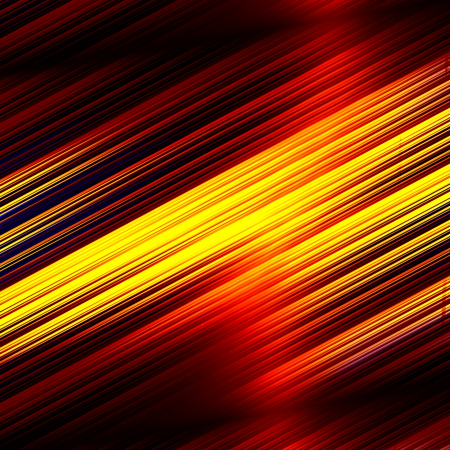 Abstract Tablet Background. Modern Yellow Orange Black Illustration. Backdrop for Smartphone Mobile Phone or Computer Screen. Creative Digital Art. Creative Striped Techno Effect. Beautiful Dark Graphic. Virtual Striped Texture. For Website Banner.