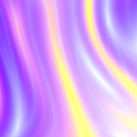 Elegant Purple Blue Background. Creative Abstract Curves. Modern Blank Illustration. Digital Blurred Graphic. For Tablet Brochure Banner Smartphone Cover Booklet Leaflet or Simple Business Presentation. Artistic Smoke Effect. Computer Screen Backdrop.