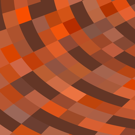 distorted: Creative design elements. Digital illustration. Background surface with gray orange color. Modern image. Geometric pattern for wallpaper. Abstract picture. Texture for website graphic  web page. Classic style. Decorative element. Structure with coloring. Stock Photo