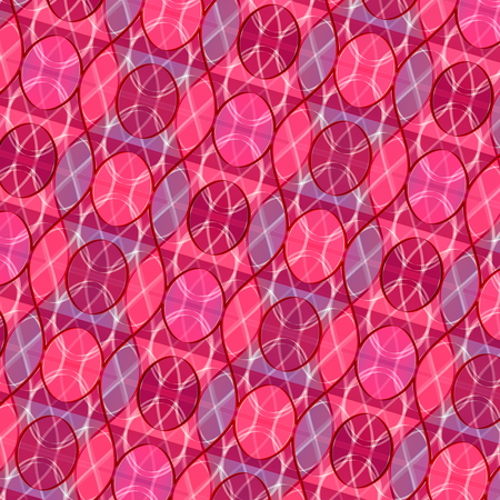 Pink background pattern. Abstract artist illustration. Backdrop composition design. Unique psychedelic artwork. Computer generated graphic elements. Picture concept for internet. Wall texture. For web designer. Modern flat style. Beautiful shape.