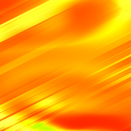 full frame: Abstract yellow technology background. Fresh orange glow. Modern digital art. Made in full frame. Surreal fantasy ray. Generative sun beam. Blank space for text. Sparse stylish decor. Yellow lines back for album or cover. Warm tone coloring for screen.