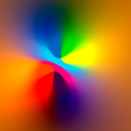 multi colors: Abstract blurry iridescent background. Clean stylish idea. Smooth unusual blur. Modern glowing style. Shiny digital render. Vivid colors fantasy. Rendered multi colored image. Image in modern style. Special color effects. Warm artistic picture. Colors.