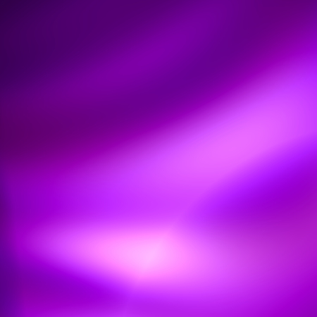 Soft abstract purple background. Soft blur effect. Black neon light effect. Modern digital art. Blurry curve shape. Elegant simple idea. Fancy creative back. Mystic dreamy shine. Magic surreal blurs. Wavy flowing stream. Fresh violet colour. Empty space. Stock Photo