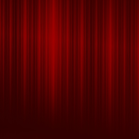 Elegant red lines background. Red color rays. Ornate line art. Creative dark back. Copy space for text. Special light effect. Shiny modern style wallpaper. Unique fantasy render. Full frame renderings. Clean luxurious decor. For classic ad layout. Stock Photo