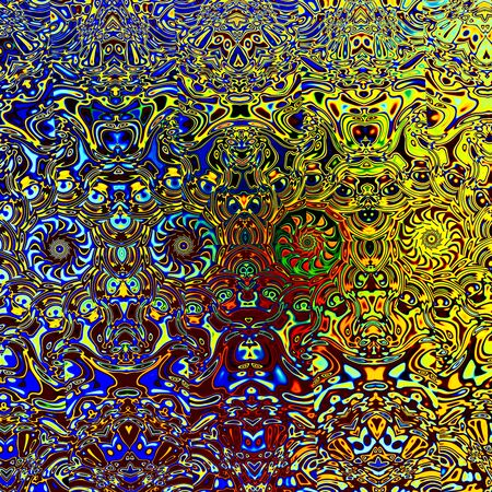 artsy: Abstract background texture. Modern digital art. Old victorian style. Image in full frame. Stylish artsy lines. Dirty messy blot iteration. Ornate swirl tracery. Odd shaped structure. Curvy grunge splatter. Stylized bizarre idea. Unreal blotch fantasy. Stock Photo