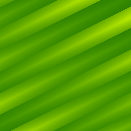 full frame: Diagonal blending green stripes background. Odd artistic tilt. Blank logon screen design. Virtual texture idea. Vibrant green shades. Full frame renderings. Flat minimal backdrop. Cool repeating greens. Smooth tones to display message or user login.