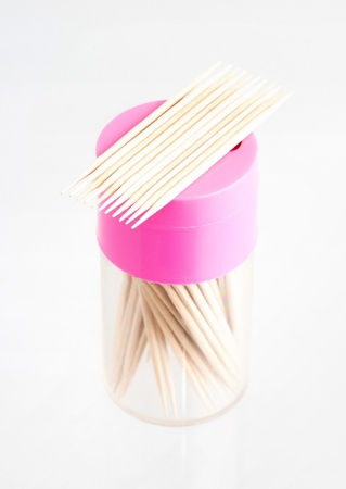 Toothpick Stock Photo - 17361852