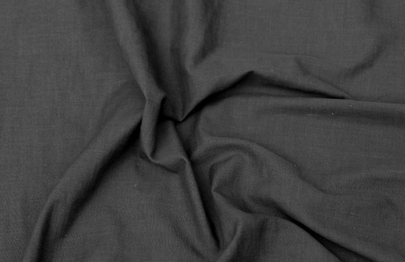 luxurious black satin background close up photo