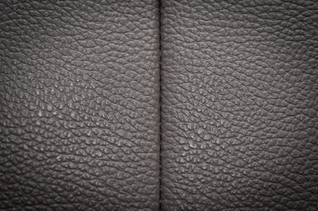 Dark Leather. Seamless Tileable Texture. photo