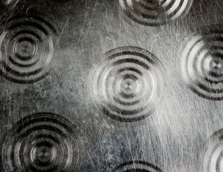Metal texture background photo