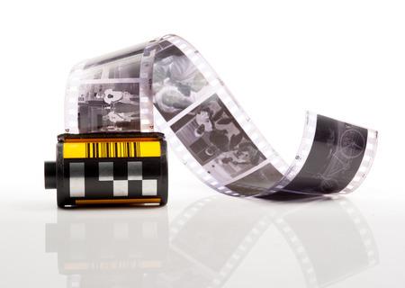 35mm: 35mm film rolls