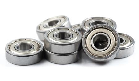 bearing isolated on white photo