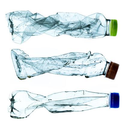 plastic bottle recycled photo