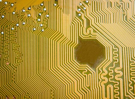 electronic circuit photo