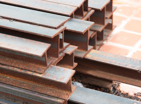 construction beam 版權商用圖片