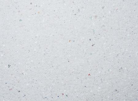Texture di carta riciclata bianca