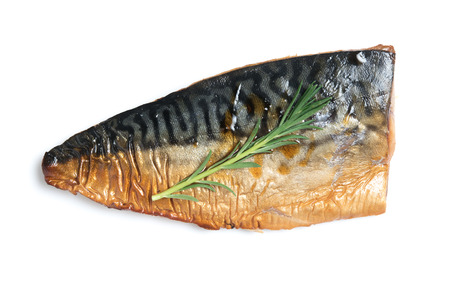 grilled mackerel(Saba) steak,Japanese food style
