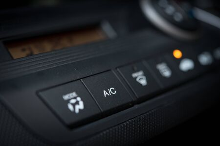 Air Conditioner and heating system in a automobile car