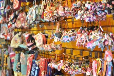 window display: Jewelry shop Stock Photo
