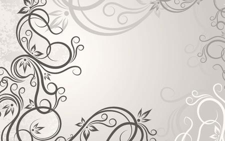 interesting decorative background