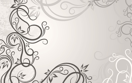 interesting decorative background  Vector