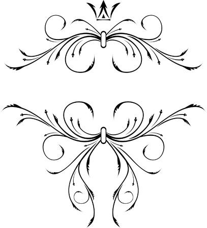 threadbare: Cornice elegante testi