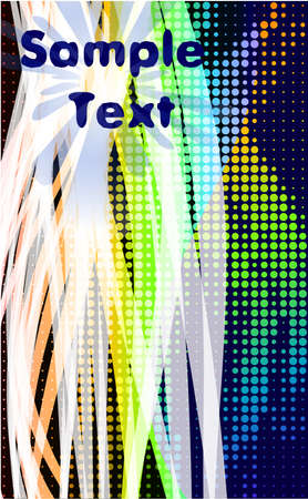 colourfull design Stock Vector - 9930059