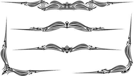 design elements  Vector
