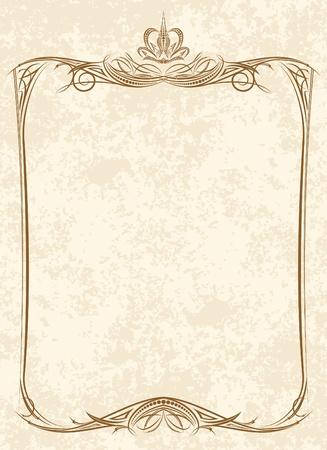 threadbare: Vecchio telaio