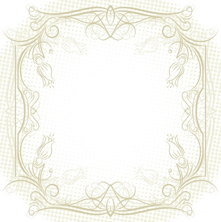 Vintage vector background. Stock Vector - 10708758