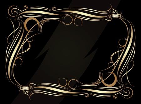Elegant classical background.  Vector