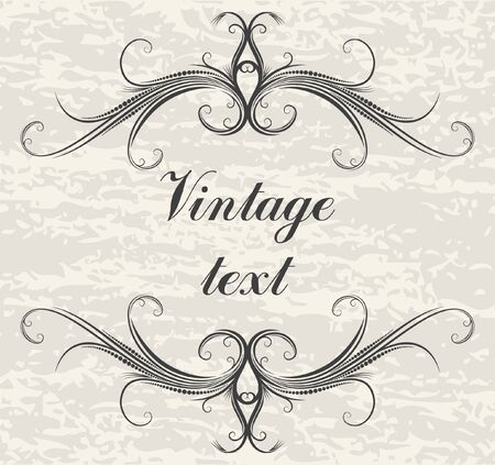 wine  shabby: Vintage frames for text