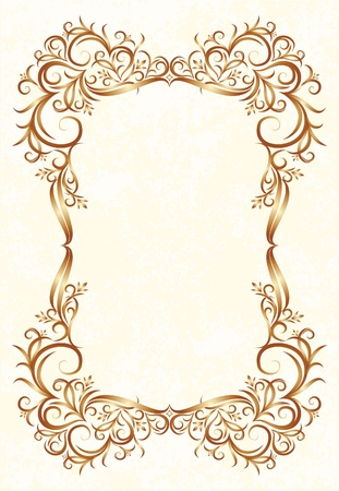 decorative vintage background Stock Vector - 10708912