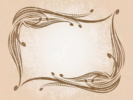 wine  shabby: decorative vintage background  Illustration