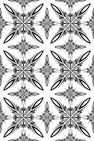 weldless: Seamles pattern.