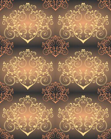 weldless: Vector seamless pattern. Illustration