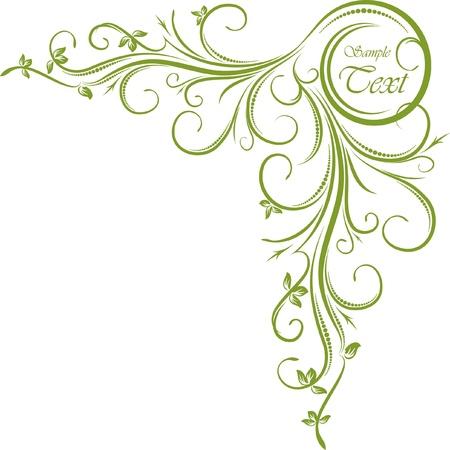 accents: Rinc�n verde  Vectores