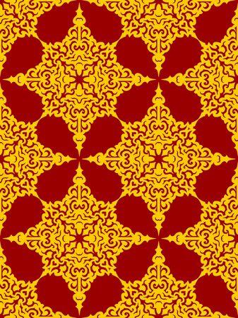 weldless: abstract seamless pattern