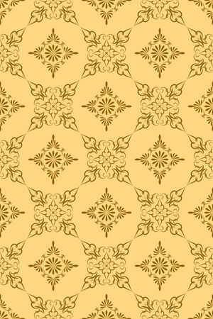 jointless: abstract seamless pattern