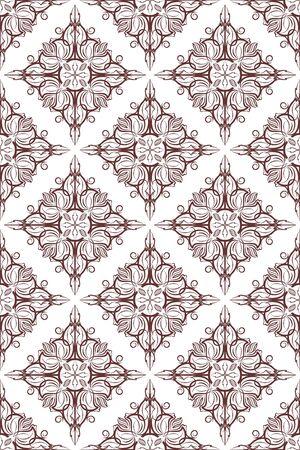 weldless: Seamless pattern.  Illustration