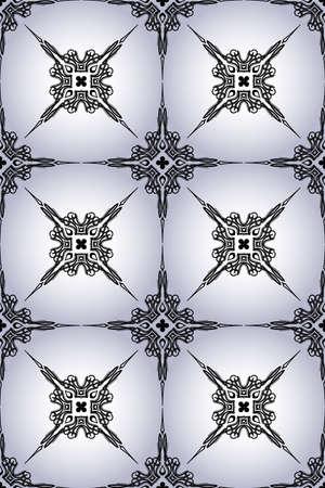 jointless: Seamless pattern  Illustration