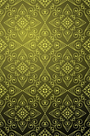 weldless: Vintage seamles pattern.