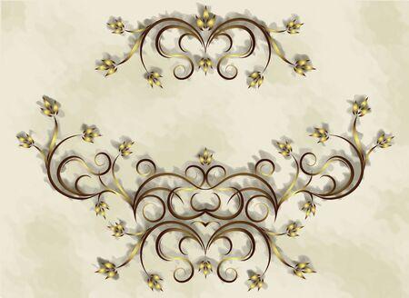 Vintage design.  Vector