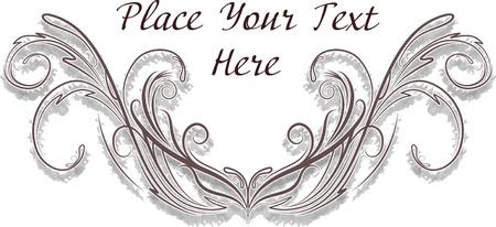 etiqueta: Vintage frames for text