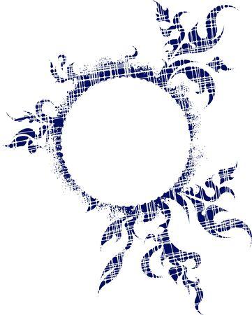 wine  shabby: Elegant oval vintage frame for your design.  Stock Photo